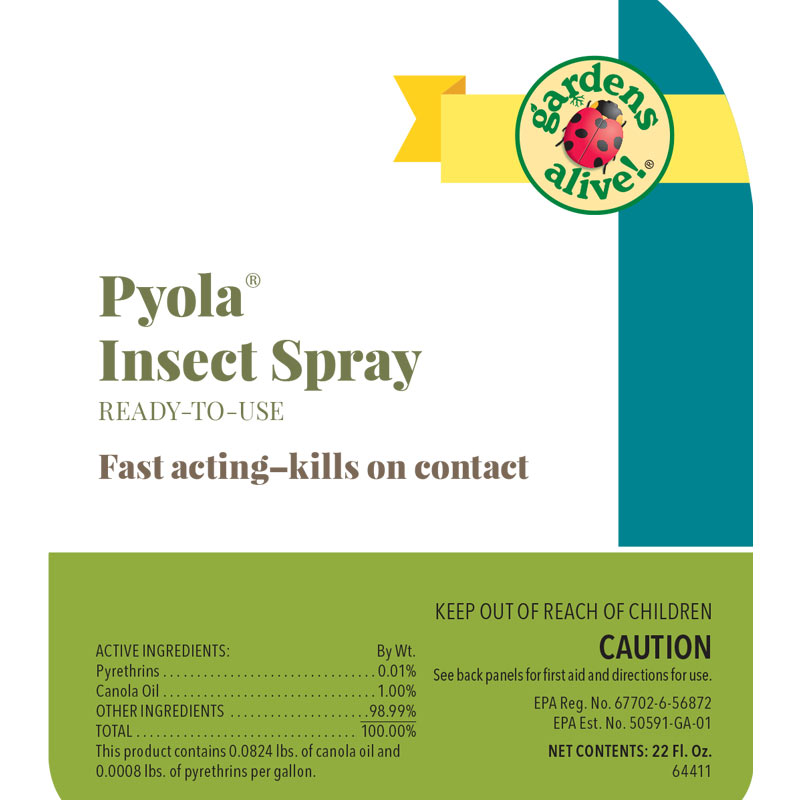 Pyola<sup>®</sup> Insect Spray
