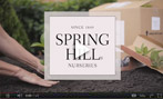 The Spring Hill Nurseries® Difference