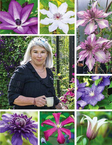 Deborah and Clemayis Plants
