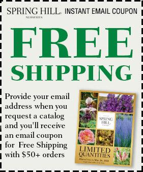 Garden Catalog Request Spring Hill Nurseries