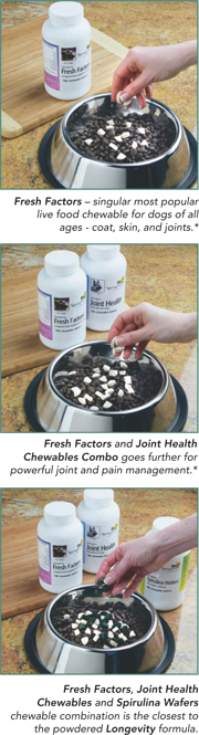 Fresh Factors & Joint Health Chewables