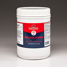Breather Powder for Horses