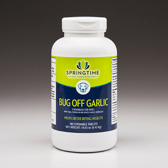 Bug Off Garlic Chewables