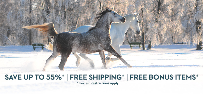 SAVE UP TO 50%* | FREE SHIPPING* | FREE BONUS ITEMS* *Certain restrictions apply.