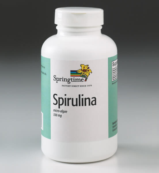 Spirulina Tablets ™