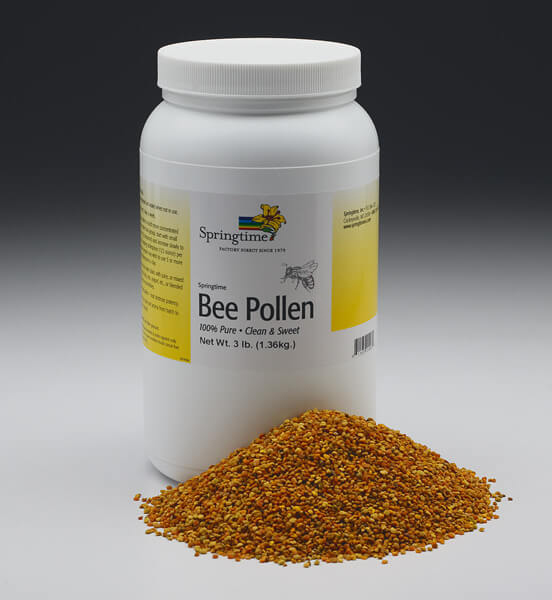 Bee Pollen for People