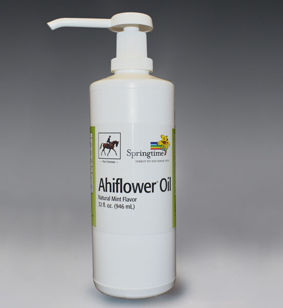 Ahiflower® Oil for Horses