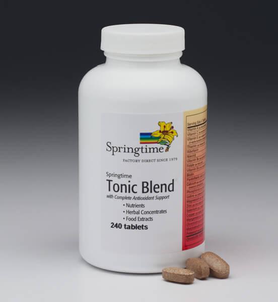 Tonic Blend