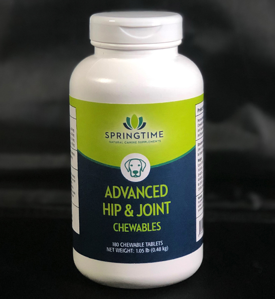 Advanced Hip & Joint Chewables