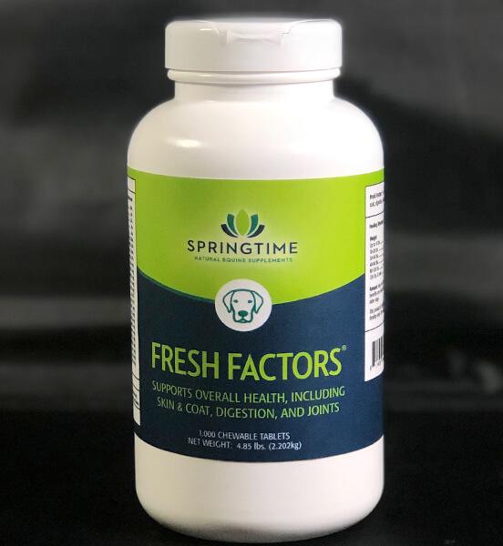 Fresh Factors ®