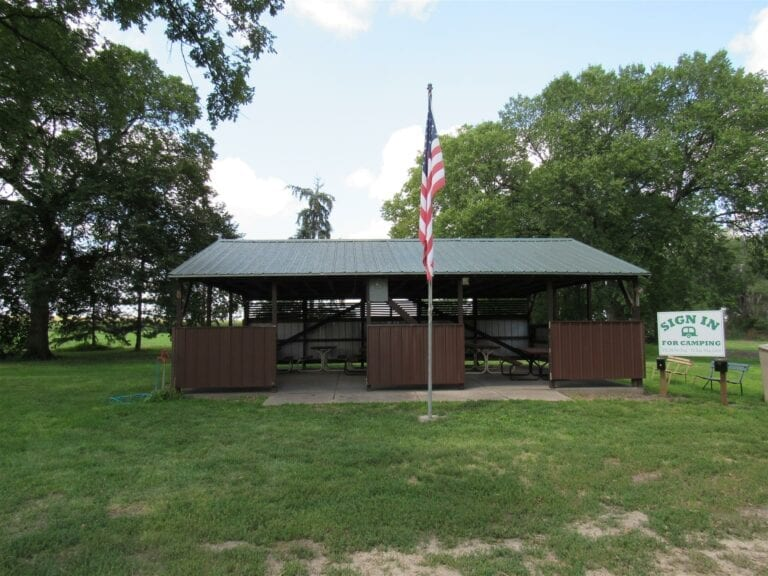 Stapleton Park pavilion renovated for Eclipse and available for your get-togethers