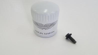 Aston Martin V12 Vantage S 2014 and on - Oil Filter Kit (Factory/OEM)