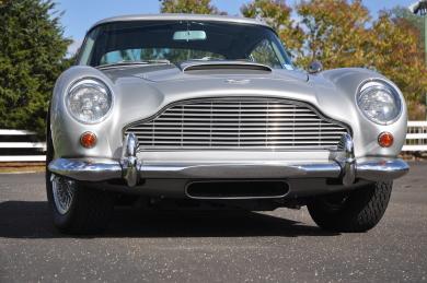 1965 ASTON MARTIN DB5 SALOON - SOLD