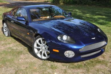 Aston Martin DB7 Vantage LHD 2002 - SOLD