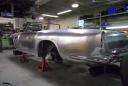 Aston Martin DB5 convertible restoration