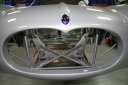 Maserati A6G 2000 restoration