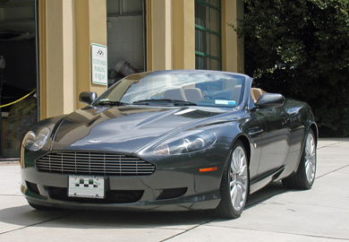 2006 ASTON MARTIN DB9 VOLANTE - SOLD