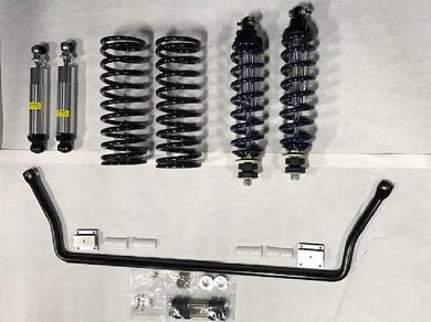 Aston Martin V8 Volante handling package