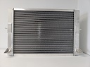 Alloy radiator, DB4,5,6