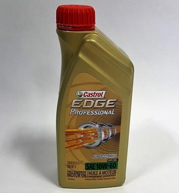 Castrol Edge Synthetic Motor Oil SAE 10W-60