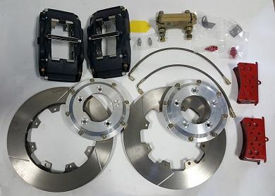 Front Brake Conversion Kit DB4