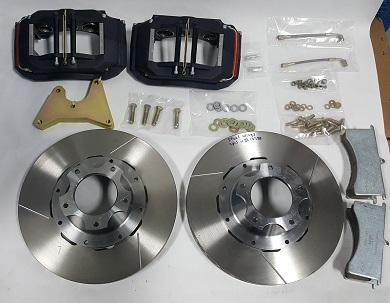 Front Brake Conversion Kit V8