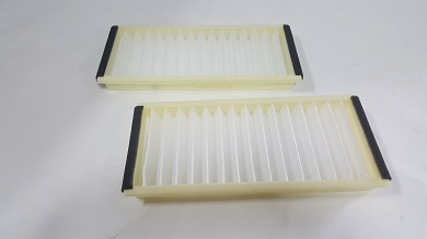 Pollen Filter (2 pack - aftermarket market)