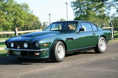 Aston Martin V8 Vantage 1984 - SOLD