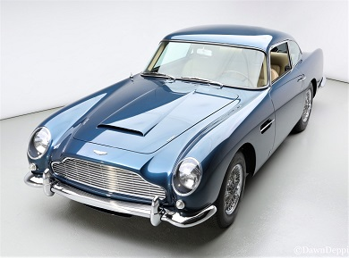 1965 Aston Martin DB5 Saloon