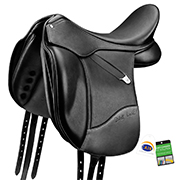 Bates Isabell Luxe Dressage Saddle