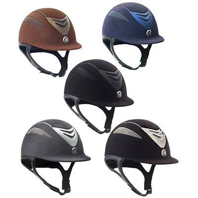 One K Defender-Suede Helmet