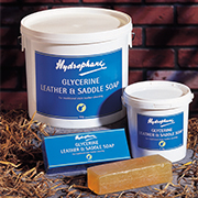 Hydrophane Gylcerine Saddle Soap Bar