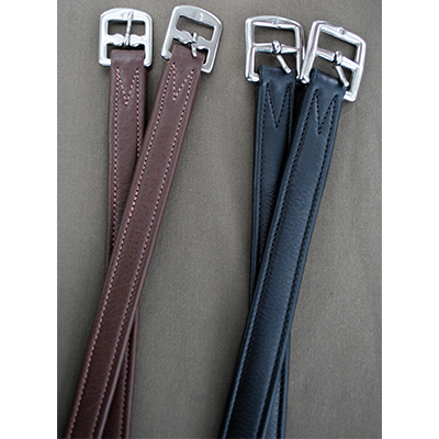 Red Barn Calf Lined Leathers