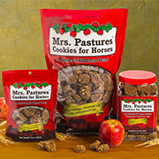 Mrs. Pasture's Cookies for Horses