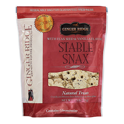 Ginger Ridge Stable Snax