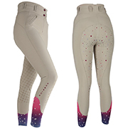 Shires Nebular High Waist Breeches