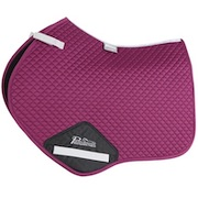 Shires Synthetic Suede Jump Pad