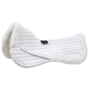 Shires High Wither Fleece Half Pad