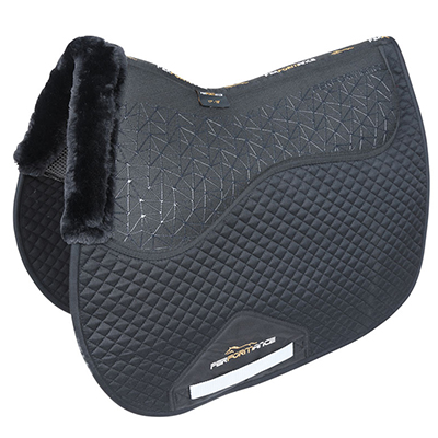 Shires Performance Fusion Saddle Pad