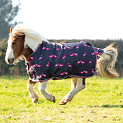 Shires Miniature Highlander Rain Sheet