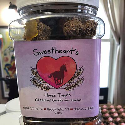 Sweetheart's Horse Treats