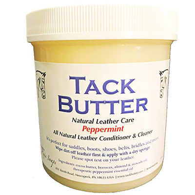 Tack Butter Natural Leather Conditioner&Cleaner