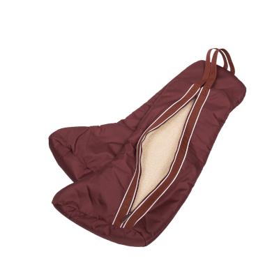Chestnut Bay Fleece Lined Boot Bag