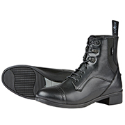 Saxon Syntovia Ladies Lace Paddock Boots