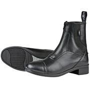 Saxon Syntovia Zip Paddock Boots Ladies