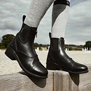 Dublin Evolution Double Zip Front Paddock Boots Weatherbeeta