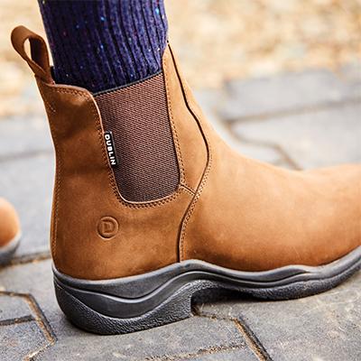 Dublin Venturer RS III Boots
