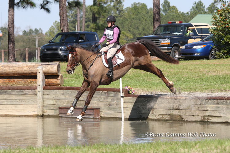 Captain Lightfoot at Southern Pines Horse Trails