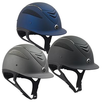 One K Defender Chrome Helmet
