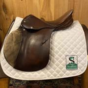 "Stubben Siegfried All Purpose Saddle-17.5""-Medium-Brown"